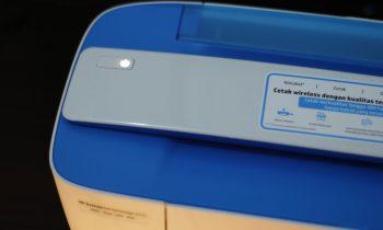 HP Deskjet 3775 ; printer mungil tapi bisa semuanya