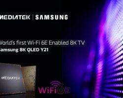 Samsung collab dengan Mediatek untuk TV terbarunya