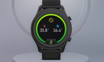 Smartwatch terbaru OASE monitor suhu tubuh dengan satu swipe