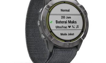 Garmin meluncurkan Enduro, Smartwatch GPS Multisport dengan tenaga surya