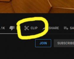 YouTube meluncurkan fitur baru bernama Klip