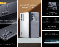 realme GT Master Edition Diluncurkan !