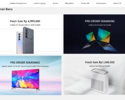 4 Produk Baru Realme Diluncurkan Bersamaan