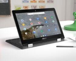 ASUS Chromebook C214, Laptop Tangguh Untuk Anak Belajar